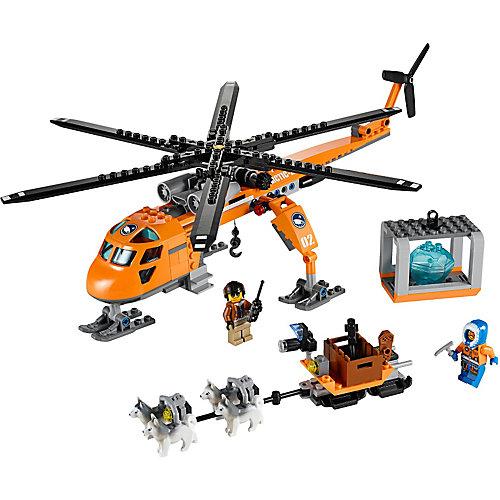hélicoptère arctique