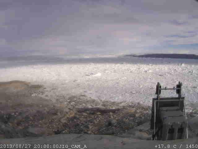 Webcam ilulissat icefjord