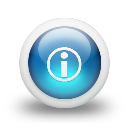 glossy-3d-blue-i-icon INFORMATION