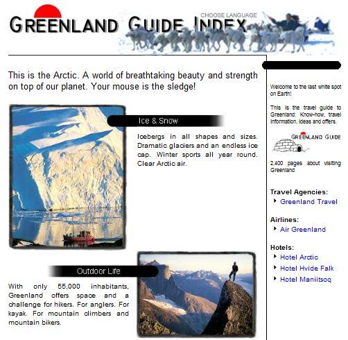OT Greenland Guide