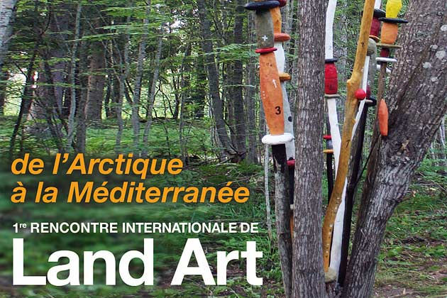 Expo land art cannes
