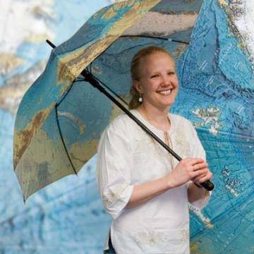 Map Umbrella Arctic 1