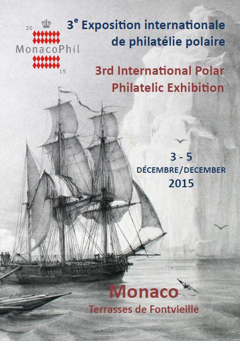 Monaco expo philatélie polaire 2015