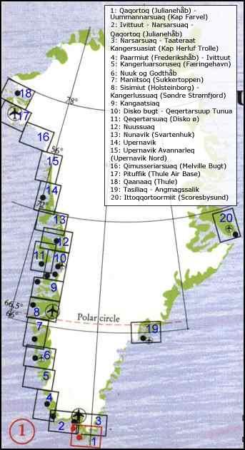 Map sagamaps