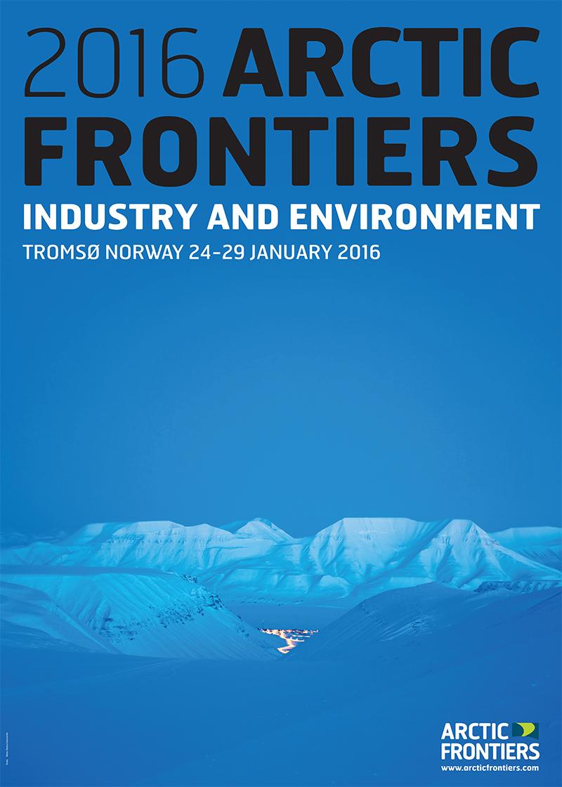 2016 Arctic Frontiers