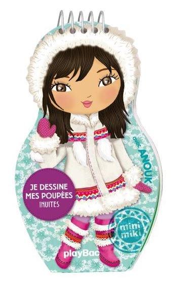 poupees inuit L