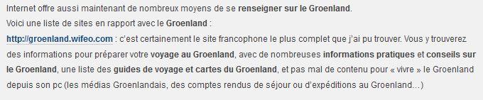 Revue web Aventures Nordiques