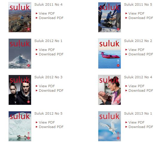 Suluk magazine
