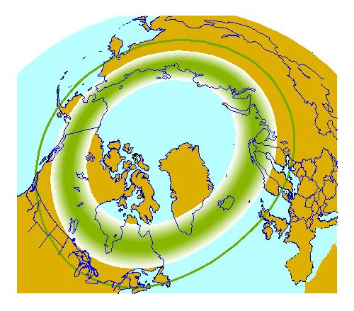 Forecast Auroral schéma